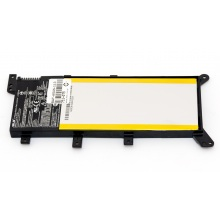 Батарея для ноутбука ASUS X554 X555 K555 F554 F555 R556 / 7.6V 5000mAh (37Wh) BLACK ORIG (C21N1347)