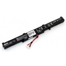 Батарея для ноутбука ASUS N552 N552V N552VW N552VX N752 N752V N752VW N752VX GL752 GL752V GL752VL GL752VLM GL752VW GL752VWM / 15.0V 3100mAh (48Wh) BLACK ORG (A41N1501)