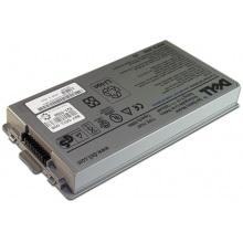 Батарея для ноутбука DELL Latitude D810 / 11.1V 7200mAh (78Wh) SILVER ORIG (Y4367)