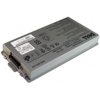 Батарея для ноутбука DELL Latitude D810 / 11.1V 7200mAh (78Wh) SILVER ORG (Y4367)