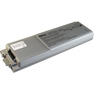 Батарея для ноутбука DELL Latitude D800 / 11.1V 6486mAh (72Wh) SILVER ORIG (8N544)