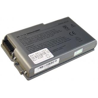 Батарея для ноутбука DELL Latitude D600 D610 / 11.1V 5200mAh (58Wh) GREY OEM (C1295)