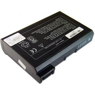 Батарея для ноутбука DELL Latitude C500 C600 C800 / 14.8V 5200mAh (77Wh) BLACK OEM (312-0522)