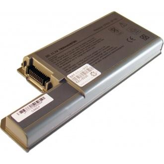 Батарея для ноутбука DELL Latitude D820 D830 / 11.1V 7800mAh (87Wh) GREY OEM (CF623)
