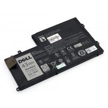 Батарея для ноутбука DELL Inspiron 5442 5443 5445 5447 5542 5543 5545 5547 5548 / 11.1V 3800mAh (43Wh) BLACK ORIG (TRHFF)