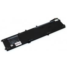 Батарея для ноутбука DELL XPS 9550 Precision 5510 / 11.4V 7260mAh (84Wh) BLACK ORG (4GVGH)