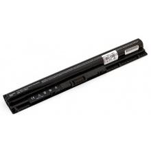 Батарея для ноутбука DELL Inspiron 3551 3558 5555 5758 Vostro 3458 3558 / 14.8V 2200mAh (32Wh) BLACK OEM (M5Y1K)