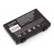 Батарея для ноутбука ASUS F52 F82 F83 K40 K41 K50 K60 K61 K70 P50 X5C X5D X5E X5J X66 X70 X8B X8D / 11.1V 4400mAh (47Wh) BLACK OEM (A32-F82)