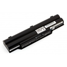 Батарея для ноутбука FUJITSU AH530 AH531 / 11.1V 4400mAh (49Wh) BLACK ORIG (FMVNBP186)