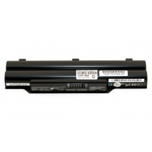 Батарея для ноутбука FUJITSU AH530 AH531 / 10.8V 4400mAh (49Wh) BLACK ORIG (FMVNBP186)