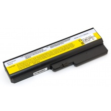 Батарея для ноутбука LENOVO 3000 G430 G450 G455 G530 G550 G555 N500, IdeaPad B460 B550 G430 G450 G455 G530 G550 G555 V450 V460 Y430 Z360 / 11.1V 5200mAh (57Wh) BLACK OEM (L08N6Y02)