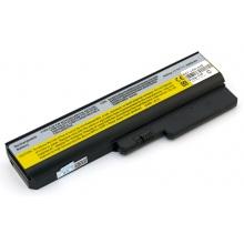 Батарея для ноутбука LENOVO 3000 G430 G450 G455 G530 G550 G555 N500, IdeaPad B460 B550 G430 G450 G455 G530 G550 G555 V450 V460 Y430 Z360 / 11.1V 4400mAh (47Wh) BLACK OEM (L08N6Y02)