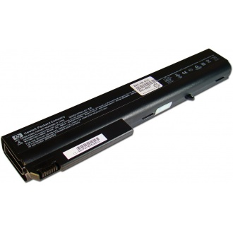Батарея для ноутбука HP NX7400 NC8230 / 14.8V 4800mAh (68Wh) BLACK ORG (HSTNN-LB11)