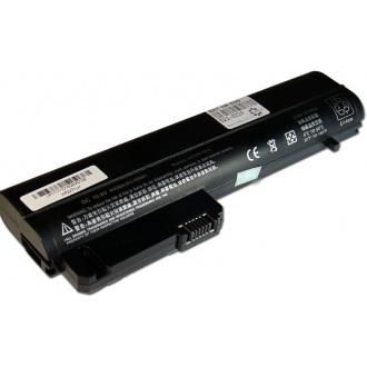 Батарея для ноутбука HP 2400 2510p 2530p 2533t 2540p NC2400 NC2410, EliteBook 2530p / 11.1V 4400mAh (48Wh) BLACK OEM (HSTNN-FB22)