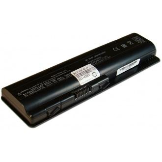 Батарея для ноутбука HP Presario CQ40 CQ45 CQ50 CQ60 CQ61 CQ70 CQ71, HDX16-1000, Pavilion DV4-1000 DV5-1000 DV6-1000 DV6-2000 DV6-3000 / 10.8V 5200mAh (56Wh) BLACK OEM (HSTNN-IB79)
