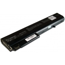 Батарея для ноутбука HP NX7400 NC8230 / 14.8V 5200mAh (75Wh) BLACK OEM (HSTNN-LB11)