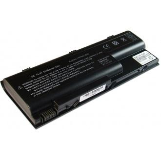 Батарея для ноутбука HP Pavilion DV8000 DV8100 DV8200 DV8300 / 14.8V 5200mAh (75Wh) BLACK OEM (HSTNN-IB20)