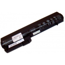 Батарея для ноутбука HP 400 2510p 2530p 2533t 2540p NC2400 NC2410, EliteBook 2530p / 11.1V 5000mAh (55Wh) BLACK ORG (HSTNN-FB22)