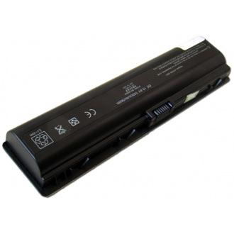Батарея для ноутбука HP Pavilion DV2000 DV2100 DV2200 DV2300 DV2400 DV2500 DV2600 DV2700 DV2800 DV6000 DV6100 DV6200 DV6300 DV6400 DV6500 DV6600 DV6700 DV6800 DV6900 / 11.1V 5200mAh (56Wh) BLACK OEM (HSTNN-DB44)