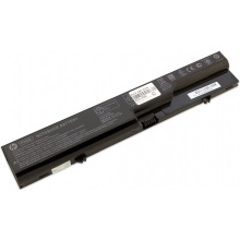 Батарея для ноутбука HP 620 621 625, ProBook 4320S 4420S 4520S 4720S / 10.8V 5000mAh (55Wh) BLACK ORG (PH06, HSTNN-IB1A)
