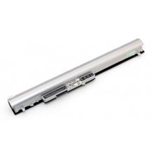 Батарея для ноутбука HP 350 G1 355 G2, Pavilion 14-n 15-n / 14.8V 2620 mAh (41Wh) SILVER-BLACK ORIG (LA04, HSTNN-UB5M)