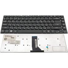 Клавиатура для ноутбука ACER Aspire E1-410 E1-422 E1-430 E1-432 E1-470 E1-472 ES1-511 V3-431 V3-471, Aspire TimeLineX 3830 4755 4830 / Gateway ID47 NV47H BLACK RU