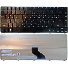 Клавиатура для ноутбука ACER Aspire 3410T 3810T 3820T 4410T 4552 4736 4740 4810T 5940, eMachines D440 D528 D640 D730 BLACK GLOSSY RU