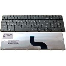 Клавиатура для ноутбука ACER Aspire 5810T 5410T 5236 5250 5349 5536 5542 5552 5738 5741 5742 5749 5750 5820 7540 7745 7750, eMachines E440 E442 E640G E642 E729Z E730Z E732 G640 G732 G729Z G730 BLACK RU