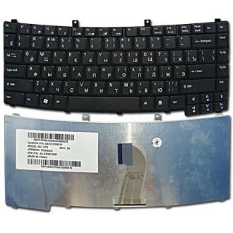 Клавиатура для ноутбука ACER Ferrari 5000, TravelMate 8200 8204WLMi 8210 8215WLMi BLACK RU