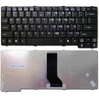 Клавиатура для ноутбука ACER TravelMate 200 202 210 212 213 220 230 260 280 520 521 524 528 529 600 602 603 730 734 740 S6800 / Prestigio Nobile 151C 156 157 BLACK US