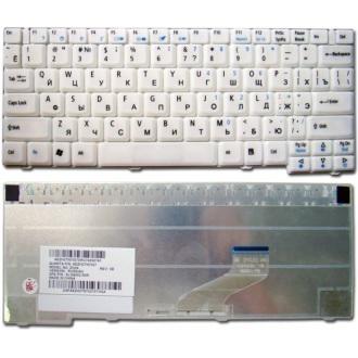 Клавиатура для ноутбука ACER TravelMate 3000 3002WTCi 3010 3020 3022WTMi 3030 3040 WHITE RU