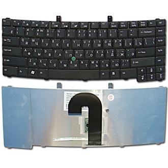 Клавиатура для ноутбука ACER TravelMate 6452 6490 6492 6493 6552 6592 6592G 6593 6593G BLACK RU (с поинтстиком)