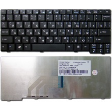 Клавиатура для ноутбука ACER Aspire One 531 A110 A150 D150 D250 ZG5, eMachines 250 BLACK RU