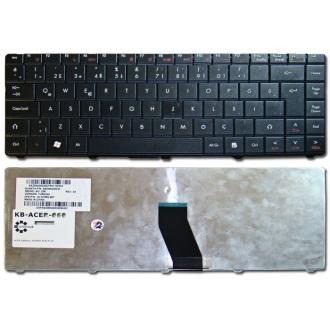 Клавиатура для ноутбука ACER Aspire 4732, eMachines D520 D525 D720 D725 D730 / Gateway NV4000 NV4005 NV4800 / Packard Bell Butterfly S BLACK US