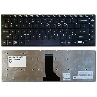 Клавиатура для ноутбука ACER Aspire E1-410 E1-422 E1-430 E1-432 E1-470 E1-472 ES1-511 V3-431 V3-471, Aspire TimeLineX 3830 4755 4830 / Gateway ID47 NV47H BLACK US