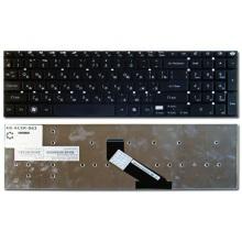 Клавиатура для ноутбука Gateway NV50A NV51B NV53A NV55C NV59A NV73A / Packard Bell F4211 LK11 LK13 LS11 LV11 LV44 P5WS0 TS11 TS13 TS44 TX69 BLACK RU