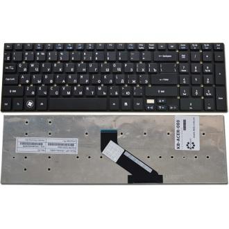 Клавиатура для ноутбука ACER Aspire 5755 5830 E1-522 E1-530 E1-532 E1-570 E1-572 E1-731 E1-771G V3-531 V3-551G V3-571G V3-731 V3-771 V3-772 BLACK RU