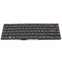 Клавиатура для ноутбука ACER Aspire M5-481T M5-481TG M5-481PT M5-481PTG BLACK RU BackLight (Win8)