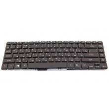 Клавиатура для ноутбука ACER Aspire M5-481T M5-481TG M5-481PT M5-481PTG BLACK RU BackLight (Win8)