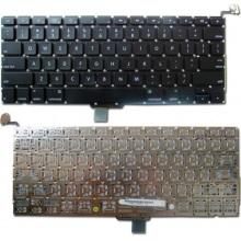"Клавиатура для ноутбука APPLE MacBook 13.3"" BLACK US BackLight (NVidia)"