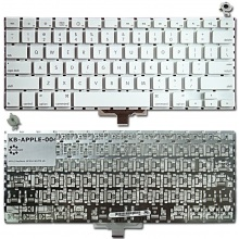 Клавиатура для ноутбука APPLE MacBook MC516 WHITE US