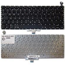 "Клавиатура для ноутбука APPLE MacBook 13.3"" BLACK US (Intel)"