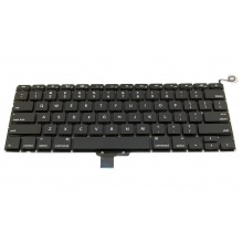 """Клавиатура для ноутбука APPLE MacBook Pro Unibody A1278 MC374 MC700 MB466 MB467 MB990 MB991 Models 13.3"""" (2008, 2009, 2010, 2011) US BackLight"""