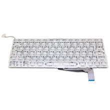 """Клавиатура для ноутбука APPLE MacBook Pro A1286 MB470 MB471 15.4"""" RU BackLight"""