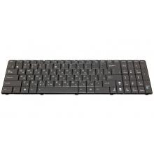Клавиатура для ноутбука ASUS F52 F90 K50 K60 K61 K62 K70 K72 P50 X5AC X5DI X66 BLACK RU