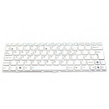 Клавиатура для ноутбука ASUS Eee PC 1000HE 1004Dn T101 WHITE US