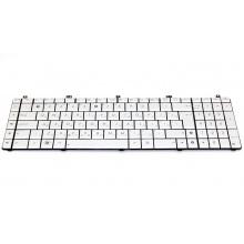 Клавиатура для ноутбука ASUS N55 N55SF N55SL N75 N75SF N75SL SILVER RU