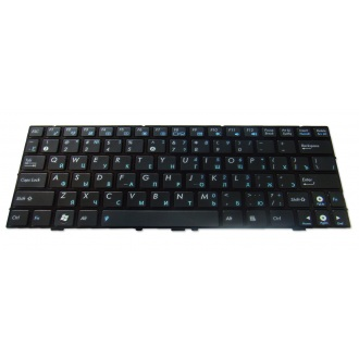 Клавиатура для ноутбука ASUS Eee PC 1000HE 1004Dn T101 BLACK RU