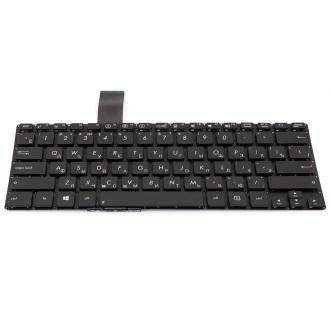 Клавиатура для ноутбука ASUS VivoBook S300 S300C S300CA S300K S300KI BLACK RU