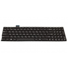 Клавиатура для ноутбука ASUS VivoBook A542 F542 R542 X542 X542B X542UA X542UQ X542UF X542UR BLACK RU